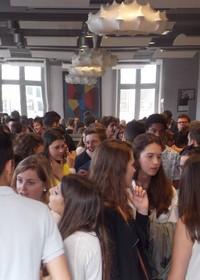 image : Classe des 18 ans - Salle du conseil - Mont de Marsan