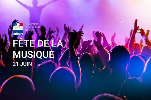 image : Fête de la musique