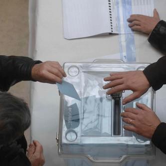 image : Urne élection