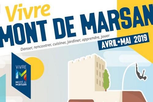 image : Vivre mont de Marsan - Programme avril mai 2019